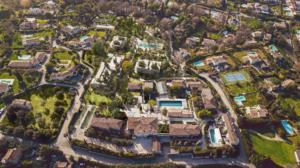 Spa de luxe sur la côte d`Azur